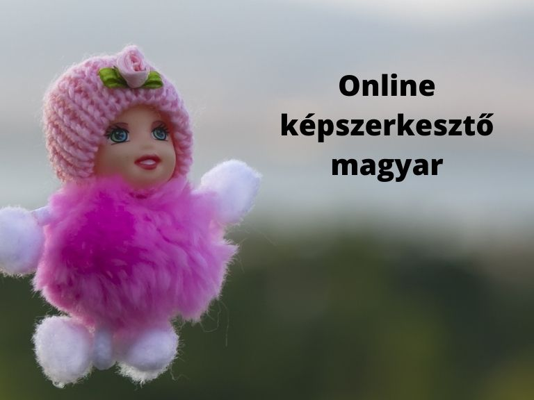 Online képszerkesztő magyar