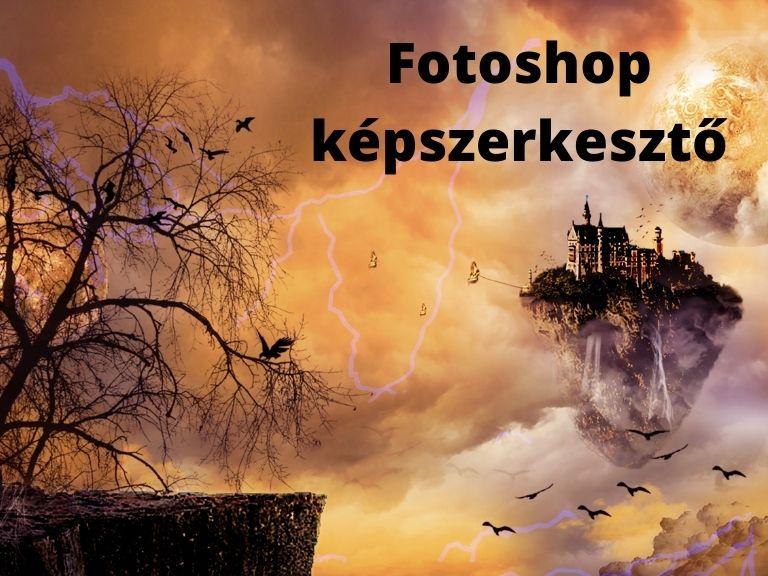 Fotoshop képszerkesztő