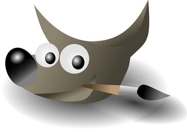 GIMP program használata